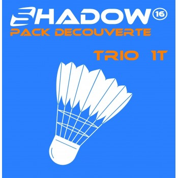 SHADOW 16   PACK  Trio 1T
