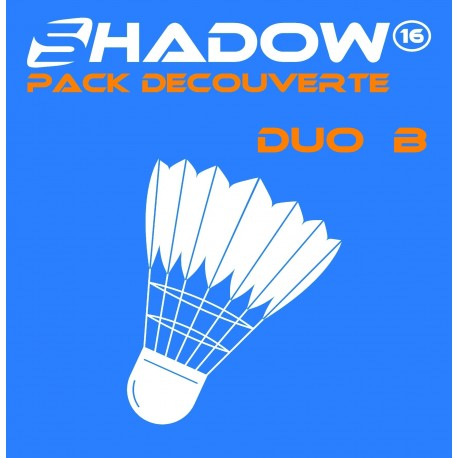 SHADOW 16   PACK Duo B